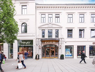 EGER Shopping Gallery