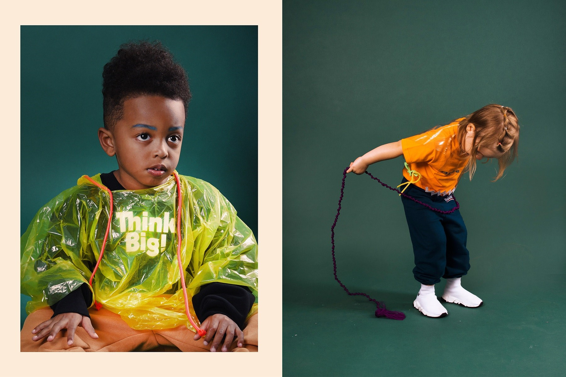 Balenciaga Launches its First Children's Line