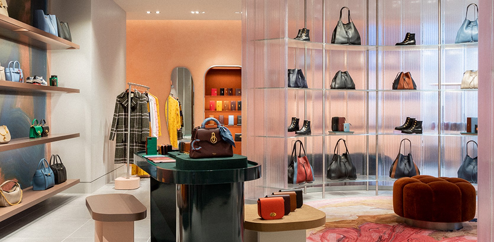 NEW STORE OPENING:  MULBERRY